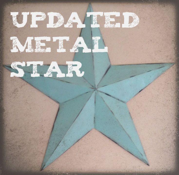 Updated Metal Star