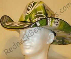 Beer box hats are popular accessories for frat parties and tailgating, and luckily they're cheap and relatively easy to make. Here's how to make a beer...