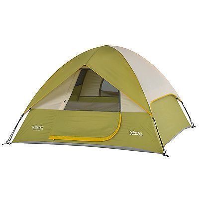 Tents and Shelters 72670: Wenzel Insect Armour 3 Person Tent -> BUY IT NOW ONLY: $103.99 on eBay!
