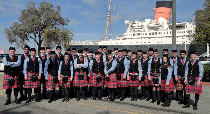Wasatch & District of Bountiful, Utah, at the 2014 Queen Mary contest.
