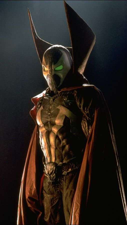 spawn movie | ... answers more questions about the new SPAWN movie! - News - GeekTyrant