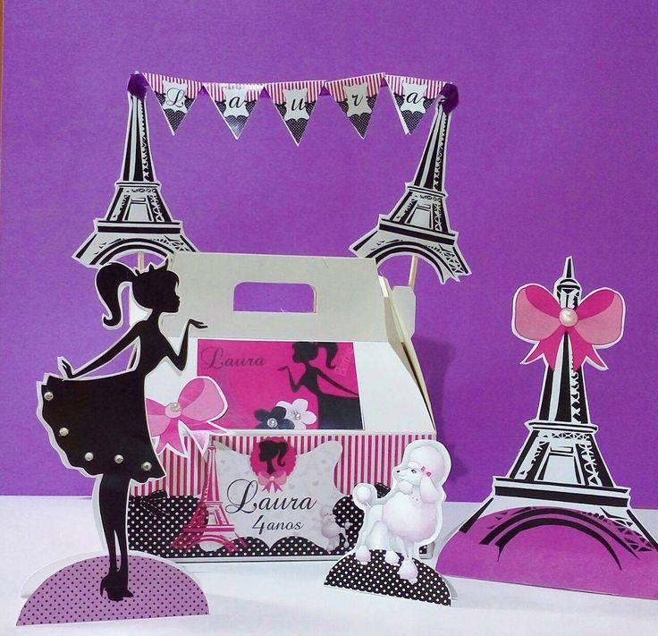 Barbie Paris!!