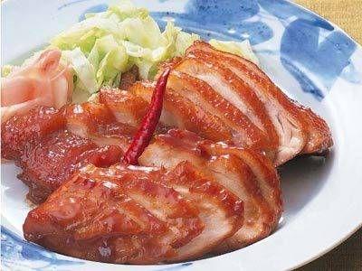 鶏肉のしょうゆ煮