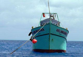 Australian authorities send asylum seekers back to Indonesia after interception at sea - ABC News (Australian Broadcasting Corporation)