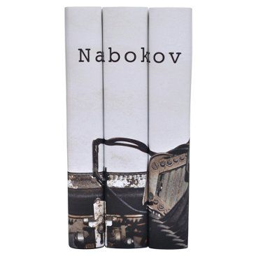Check out this item at One Kings Lane! S/3 Vladimir Nabokov