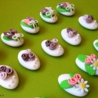 confetti decorati per matrimonio