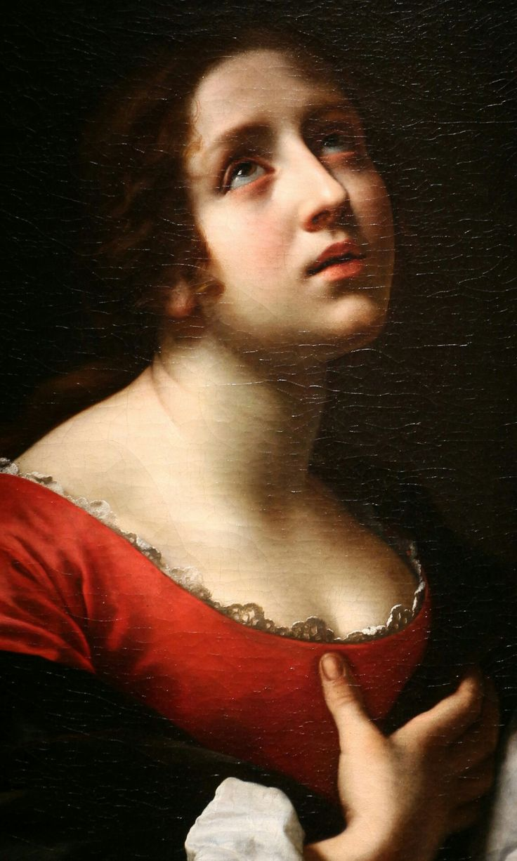after Carlo Dolci Saint Apollonia (coll. privata)
