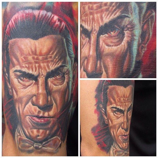 tattoo color realizado por placio velez @palacioartist
