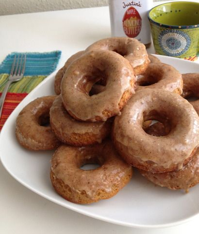 Justin's Guilt Free Maple Almond Butter Doughnuts