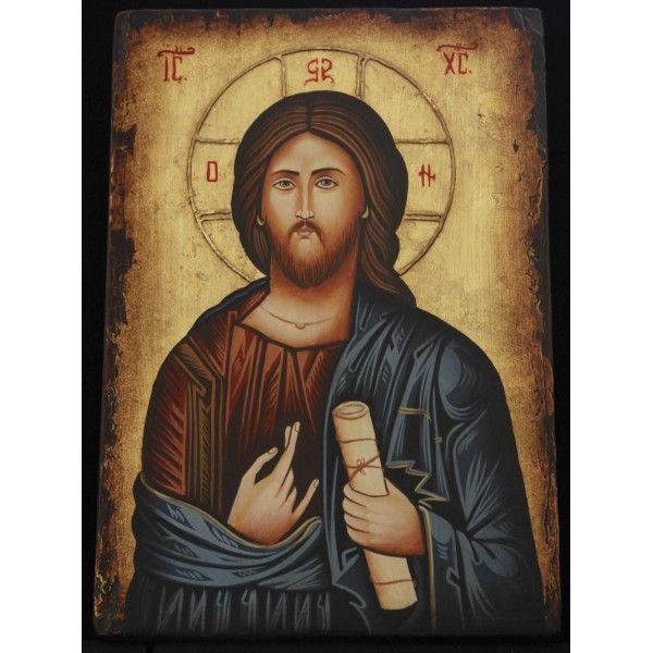 Icoana Mantuitorului Iisus Hristos