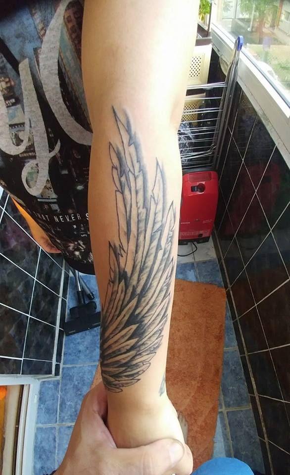 Za wing :D