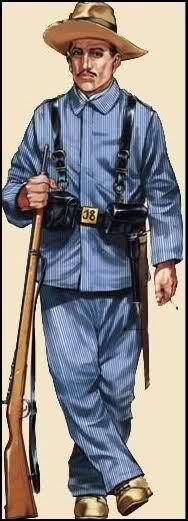 Spanish Soldier - Spanish American War