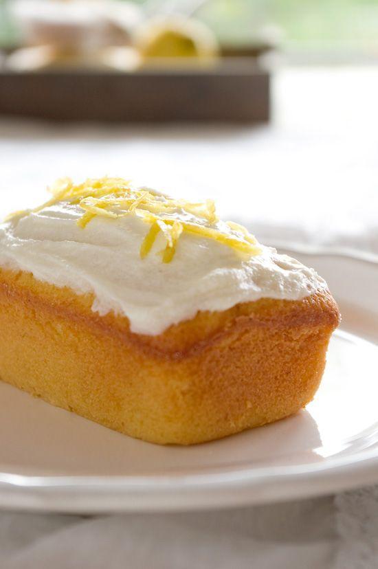Zitroniger Zitronenkuchen
