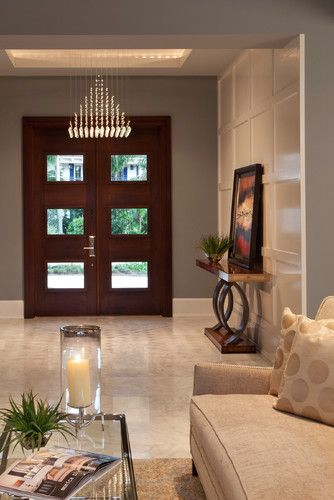 Contemporary Interior Doors With Glass Design, Pictures, Remodel, Decor and Ideas - page 9