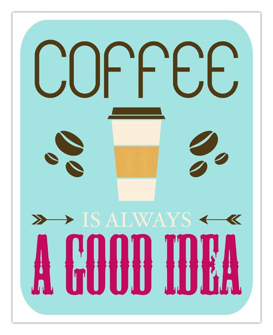 Free Printable Coffee Quotes: 25+ Best Ideas About Coffee Printable On Pinterest