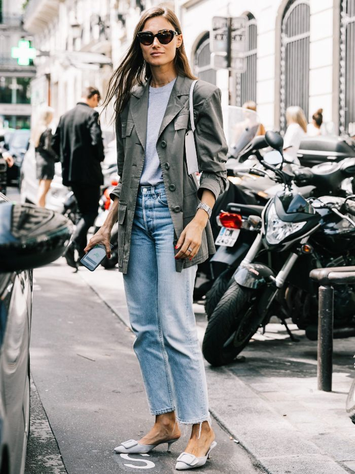 We Spotted This Trend in Paris, and Now We're Going to Bring it to Sydney via @WhoWhatWearAU