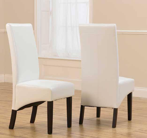180cm dark solid oak dining table with dakota chairs