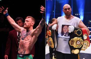 Conor McGregor will knockout Mayweather in 35 seconds  Tyson Fury [VIDEO]