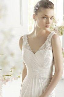 Gianella Dress Avenue Diagonal - Butterfly Code | Rochii de mireasa Butterfly Code | Wedding Dress Butterfly Code
