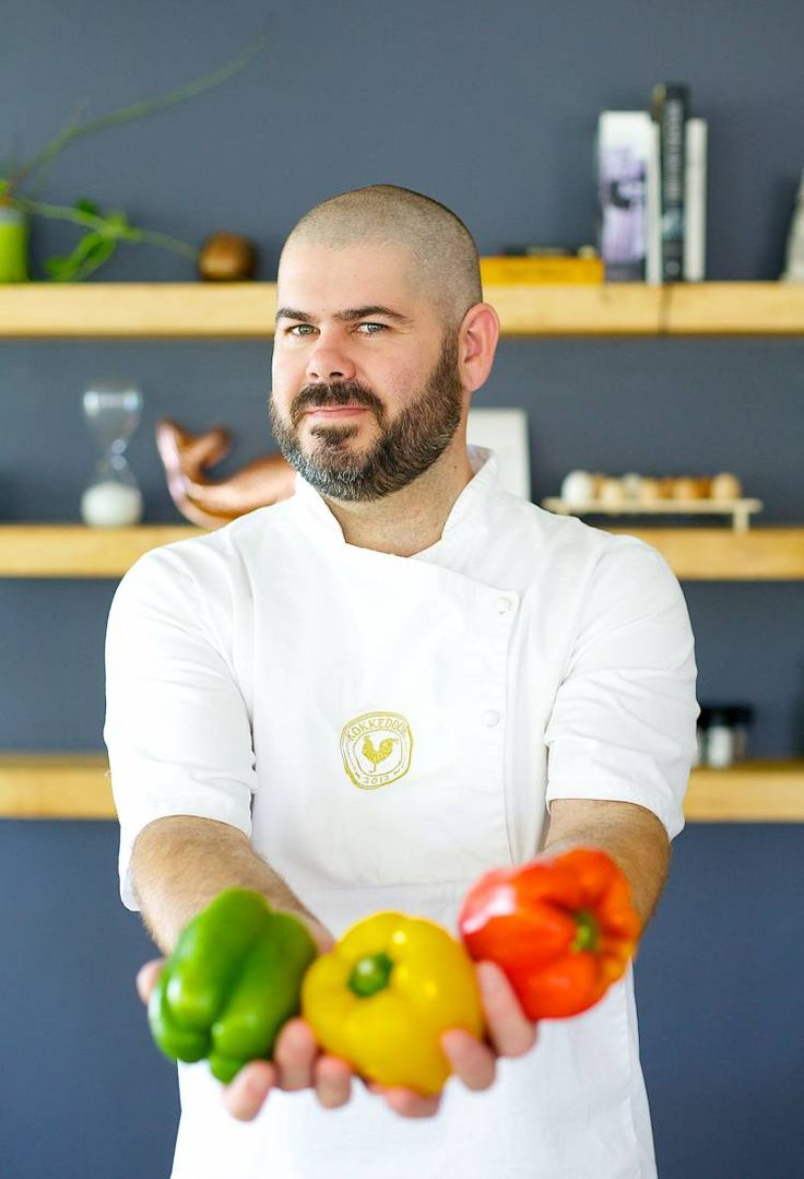 Read up on what to expect from the Stellenblog chefs cooking at the Eat Out Mercedes Benz Restaurant Awards.