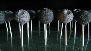 death star cake pops - Google Search