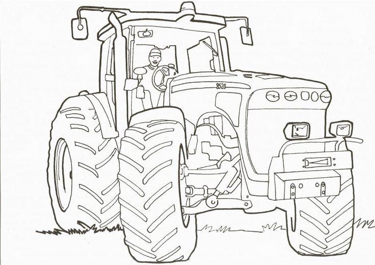 Coloring Pages Accueil Tracteurjohndeere Th Coloring Pages Tracteur Agriculture Coloriagcoloriage A Imprimer Tracteur Ac Zeichnung Tutorial Traktor Zeichnung
