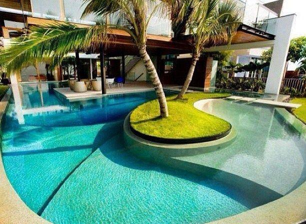 M s de 1000 ideas sobre piscina redonda en pinterest for Como armar una piscina redonda
