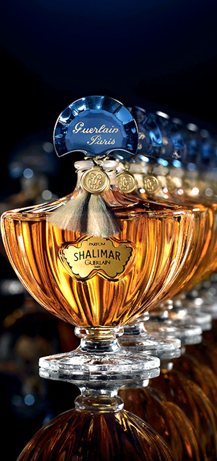 GUERLAIN-SHALIMAR – My husband is responsible for me wearing this fragrance for the last 50 years! I  it!!! ,  Michèle