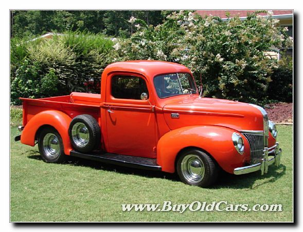 classic trucks for sale | ... Ford Pickup Truck for Sale (16 of 21) For Sale - Classic Car Images