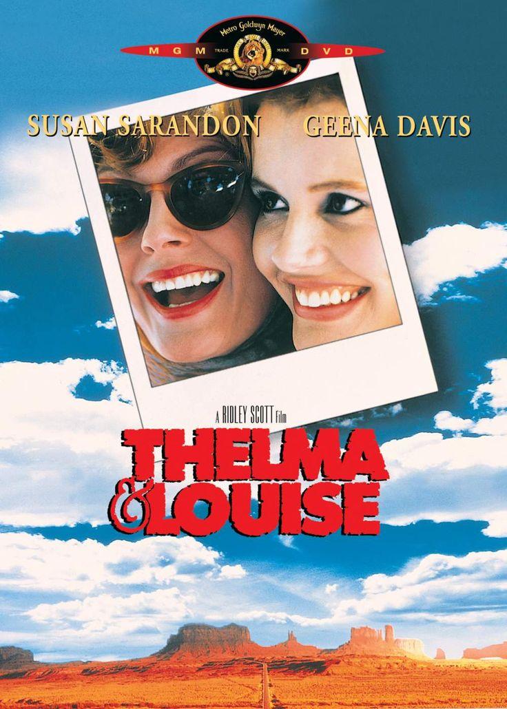 1991 128 min. EE.UU. Director: Ridely Scott. Actores: Susan Sarandon, Geena Davis, Brad Pitt SINOPSIS Thelma, un ama de casa de vida vacía y anodina, está casada con un cretino detestable. Louise trabaja como camarera en una cafetería y sueña con casarse con su novio. Un fin de semana deciden hacer un viaje para alejarse de la rutina que viven y de todas sus frustraciones. Su escapada, que prometía ser divertida y, sobre todo, liberadora, acaba siendo una experiencia dramática. BPM Drama 791…