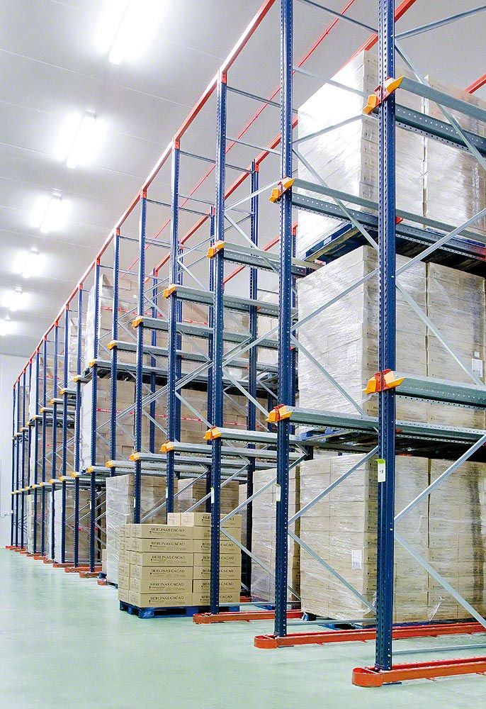 Drive-in pallet racking | Pallet racking |