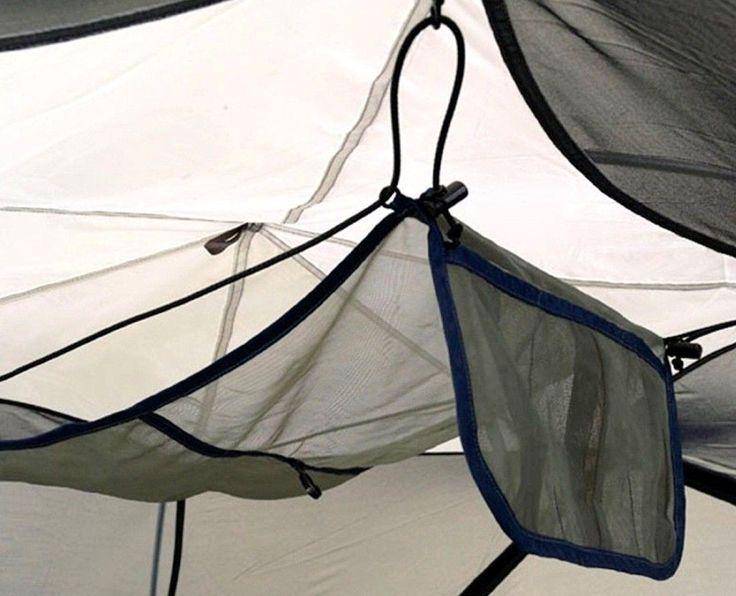 Sierra Design Portable Attic Pop Up Tent Organizer Camping Storage Shelf New | eBay