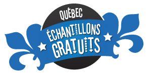 Quebec echantillons gratuits