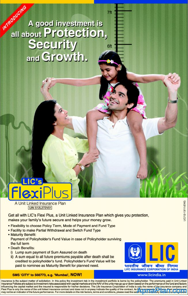 LIC flexi plus How to plan, Insurance marketing, Flexi