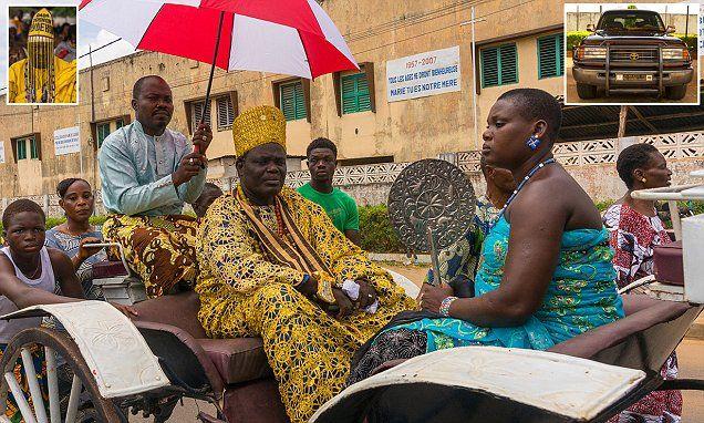 Colourful customs surrounding ancient Kings Of Benin