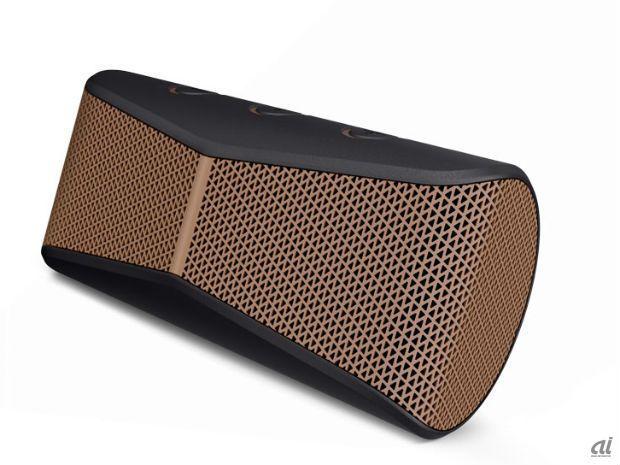 ロジクール、ドライバの角度を変えて広がる音に--Bluetoothスピーカ - CNET Japan