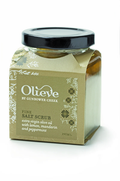 This Olive Oil Salt Scrub for Hands, Feet and Body is simply divine - this handmade scrub contains extra virgin olive oil with lemon, mandarin and peppermint. Available at The Organic Store (www.theorganicstore.com.au)