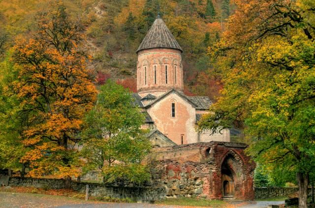 Timotesubani - Borjomi - Georgia