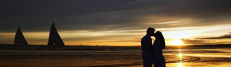 5 Escapadas románticas en pareja