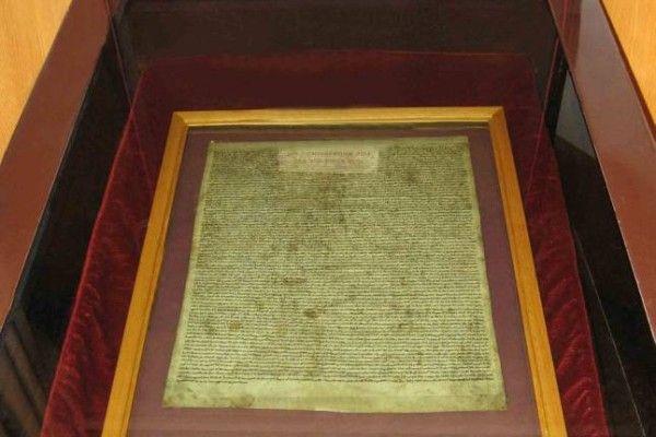 15 giugno 1215: nasce la Magna Charta Libertatum