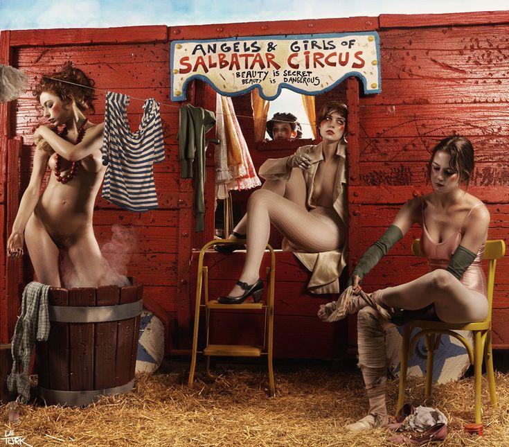 Le Turk© - Serie: Salbatar Circus 2 - Beauty is Secret