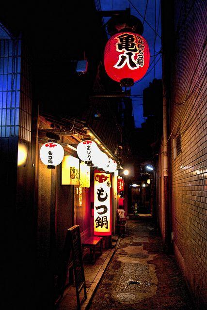 Kyoto night --Gion