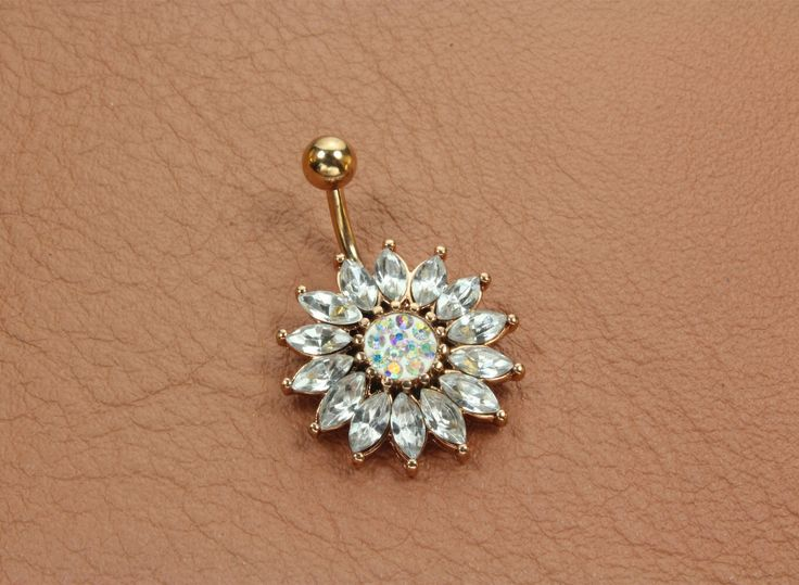 Best 25 Gold belly button rings ideas on Pinterest
