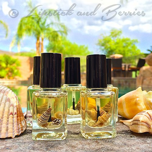 Beauty Recipe: Cuticle Oil | Lipstick and Berries