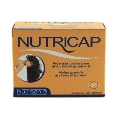 Nutricap hair - seems to work on my awfully fine strands  will continue using!