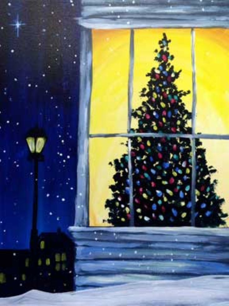 17 Best Images About Easy Acrylic Painting On Pinterest Easy Canvas Painting Folk Art And