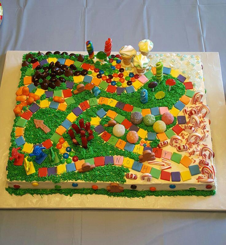 Heidi Birthday Cake