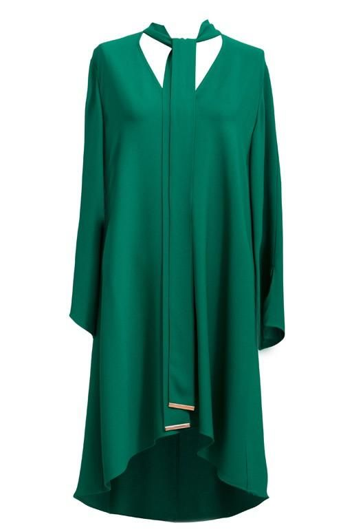 Ginger & Smart - Overture Dress In Emerald