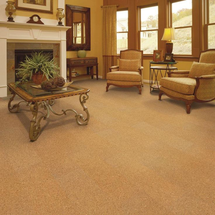 home legend natural 38 in thick x in cork