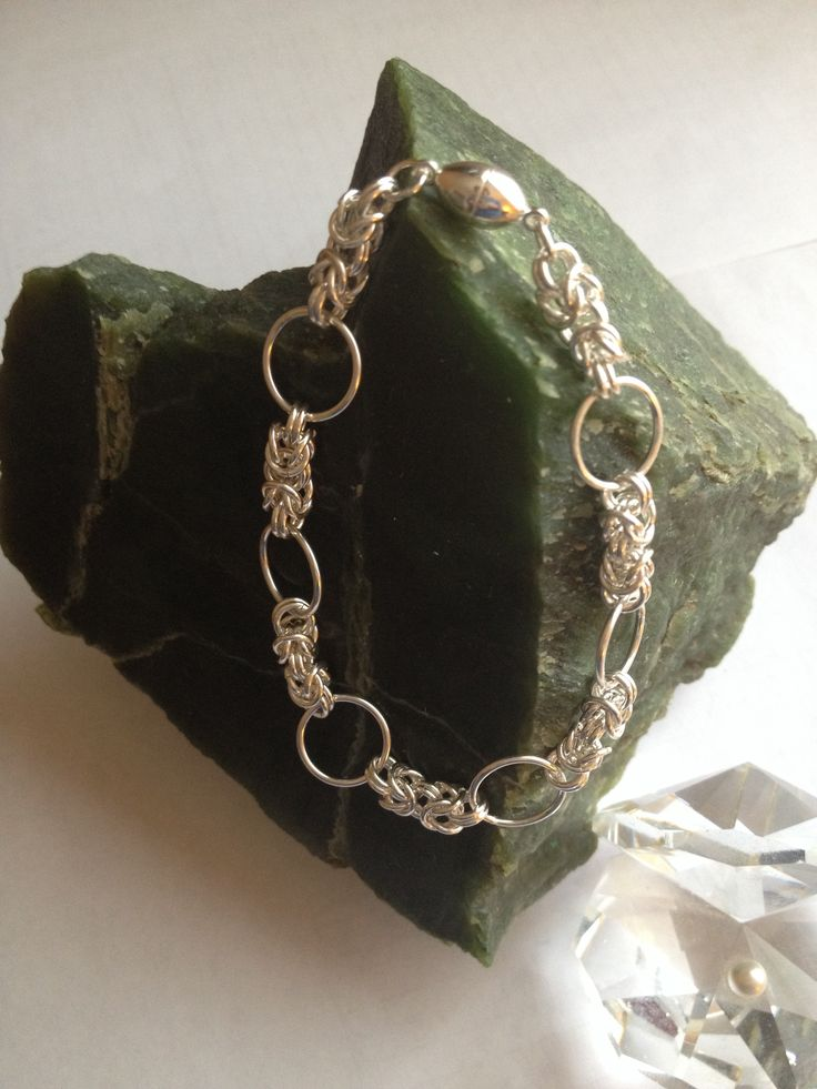 Sterling Silver @ Augustus Stone and Wirework. Find us on Facebook.